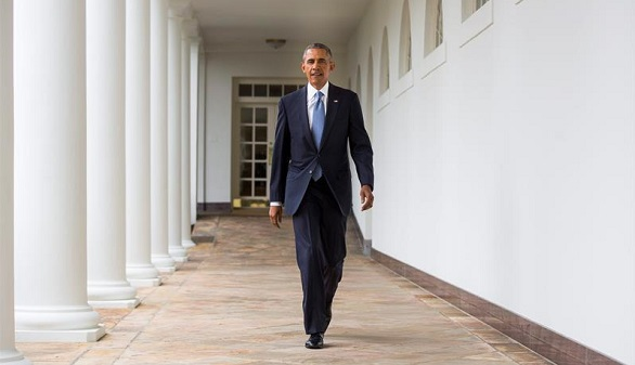 Obama, ante su último discurso del Estado de la Unión