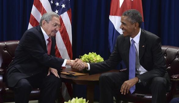 Castro pide a Obama que use su poder para suavizar el bloqueo
