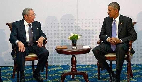 Obama no se reunirá con Fidel Castro en La Habana