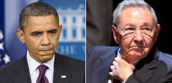 Barack Obama y Raúl Castro hablaron por teléfono el miércoles, días antes de la Cumbre de las Américas
