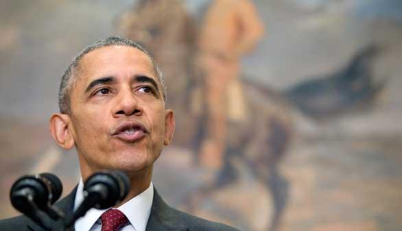 Obama, sobre el acceso a las armas en EEUU: