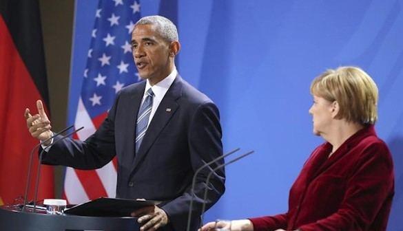 Obama advierte a Trump: ser presidente de EEUU