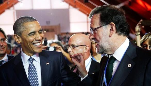 Obama reconoce el papel de EEUU en el calentamiento global