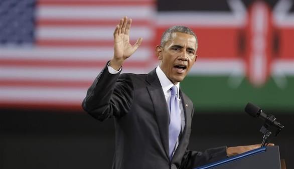 Obama anima a los africanos a dictar su futuro sin tutela exterior