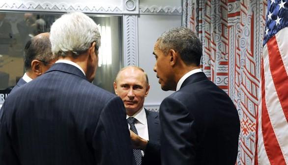 EEUU acusa a Rusia de atacar zonas que no controla EI