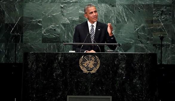 Obama ataca a Trump, Putin y Corea del Norte ante la ONU