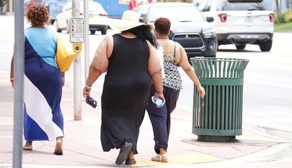 Una de cada tres personas en el mundo tiene obesidad o sobrepeso