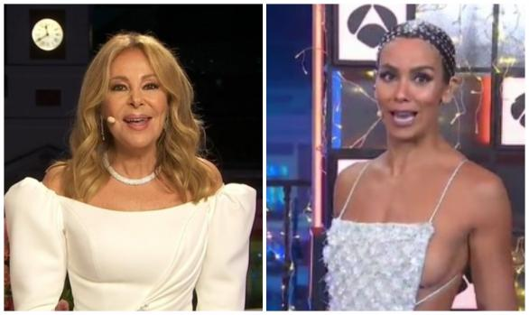 Del vestido mascarilla de Cristina Pedroche al angelical de Ana Obregón