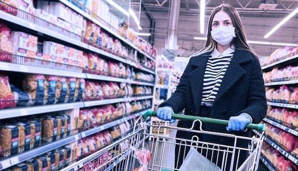 La OCU: no hay coronavirus en el envase de los alimentos