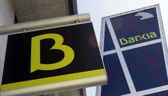 El Estado saca a la venta el 7 por ciento de su participación en Bankia