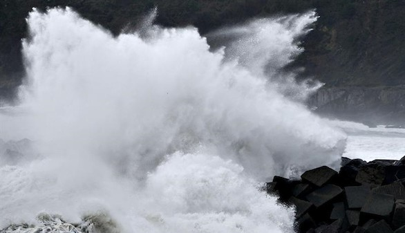 Una veintena de provincias, en alerta por fuertes vientos y nieve