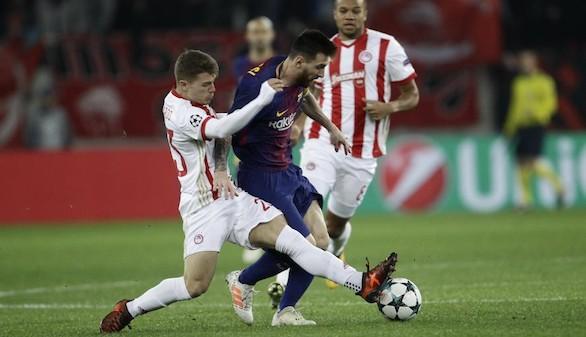 El Barcelona se acerca a octavos con lo mínimo |0-0