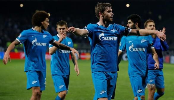 El Zenit rubrica su pase a octavos y deja al Lyon pendiente de un milagro
