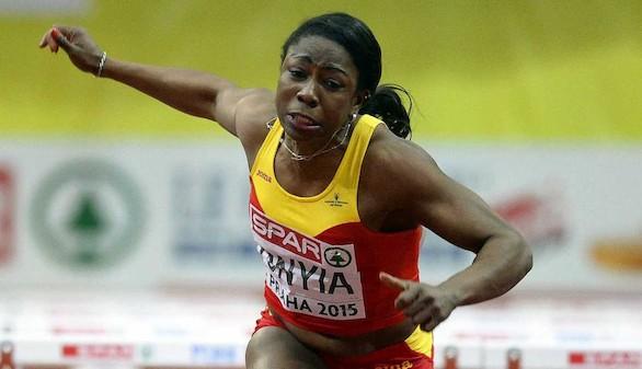 Josephine Onyia, supendida de por vida por dopaje reincidente