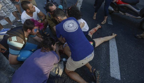 Un ultraortodoxo apuñala a seis personas en la marcha del orgullo gay en Jerusalén