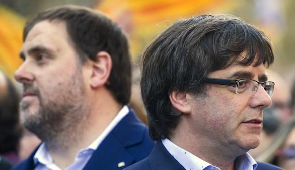 ERC tensa la cuerda con JxCat y propone investir a Oriol Junqueras