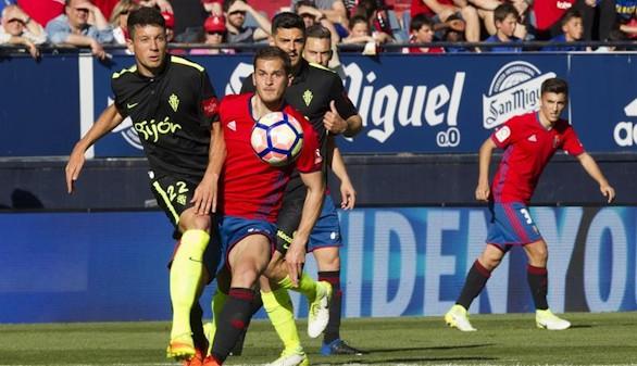 Un arrebato de última hora da el empate al Sporting |2-2