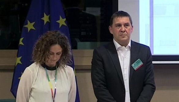 El PP y las víctimas, contra la intervención de Otegui en Europa