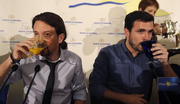 Este es el denostado informe en el que Alberto Garzón avisaba del declive de Podemos