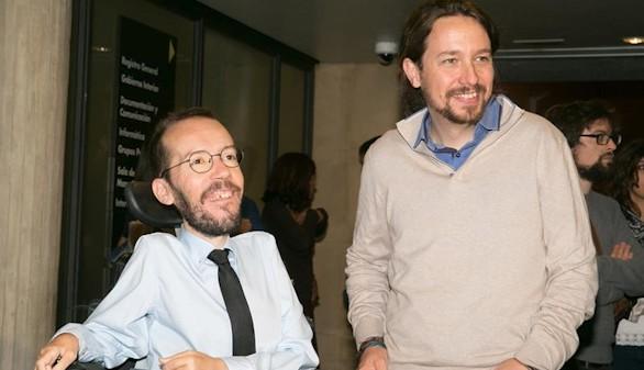 Iglesias: algunos líderes del PSOE 'pretenden atarle las manos' a Sánchez