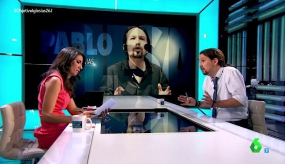 Iglesias se niega a explicar en Venezuela las cuentas de Podemos