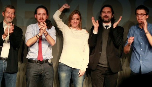 Ya es oficial: Tania Sánchez se pasa a Podemos