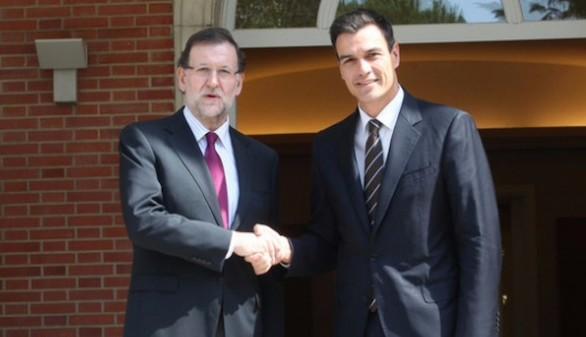 Rajoy y Sánchez se reúnen de nuevo tras el desafío secesionista