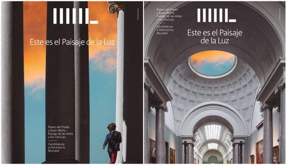 La candidatura del paseo del Prado y el Retiro a Patrimonio Mundial ya tiene marca propia