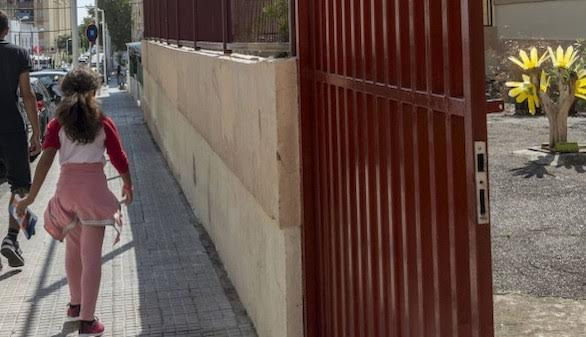 La niña agredida en Palma no sufría acoso escolar, según los investigadores