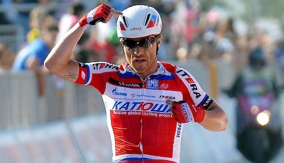 Tour de Francia: Paolini, compañero de Purito, recupera el dopaje para la carrera