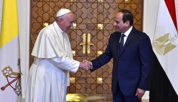 El Papa pide ante líderes musulmanes un