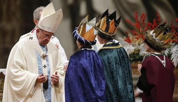 El Papa critica a quienes fomentan el miedo a los inmigrantes