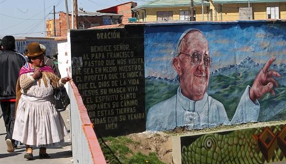 El Papa desea que Venezuela viva