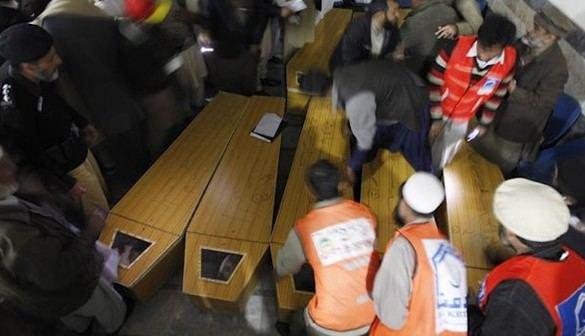 Al menos 25 muertos en el asalto a una universidad de Paquistán