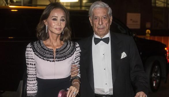 Vargas Llosa dice haber vivido el año más feliz de su vida con Isabel Preysler