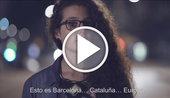 Vídeos virales. Sociedad Civil Catalana parodia el 'Help Catalonia!'