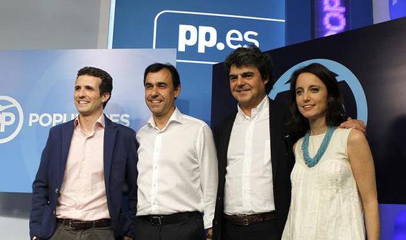 Conferencia política del PP: transmitir unión y modernidad