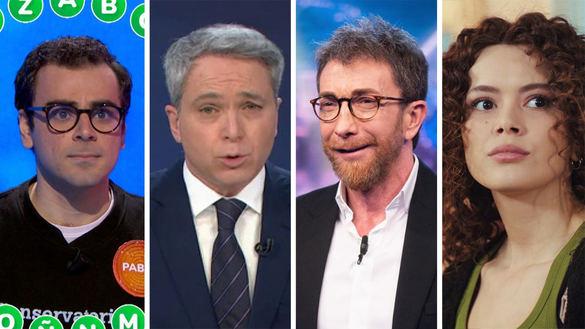 Antena 3 comienza marzo como líder