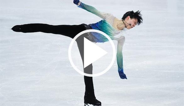 Mundial de patinaje. Yuzuru Hanyu evita que Javier Fernández se haga leyenda