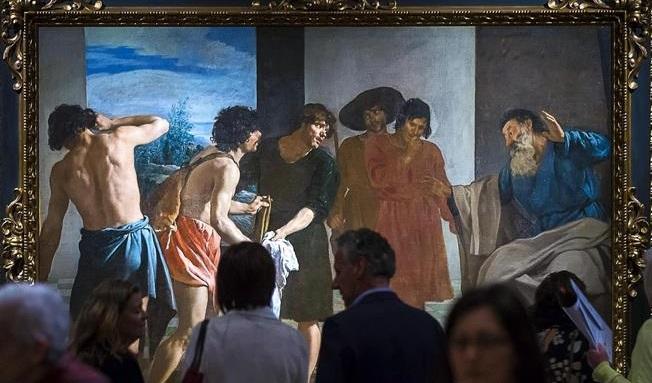 De Caravaggio a Bernini: los tesoros de Patrimonio Nacional llegan a Roma