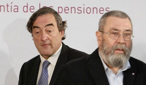 Rajoy recibirá a patronal y sindicatos para abordar el desafío catalán