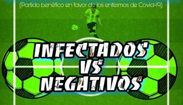 Identificado el responsable de un partido de fútbol entre positivos y negativos por Covid-19