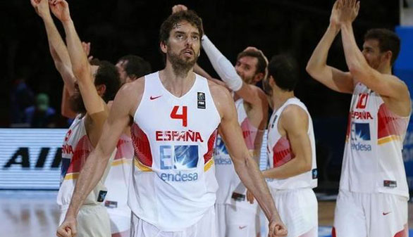 España, fuera del Eurobasket 2017 por participar en la Euroliga