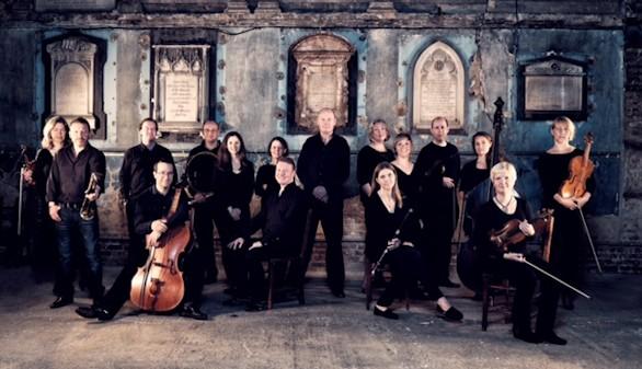 McCreesh, música para la coronación de un dogo en el Auditorio Nacional