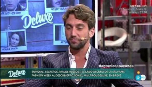 Audiencias. Antonio Pavón torea su mejor corrida en el Deluxe