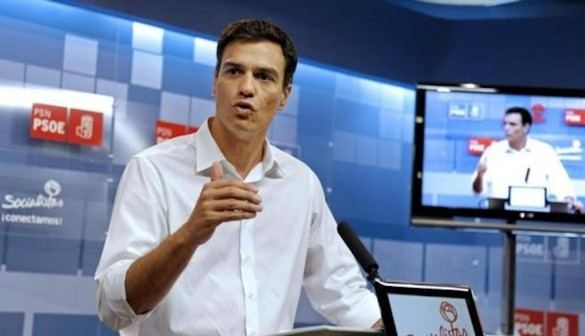 Pedro Sánchez arremete contra Rivera y se aleja de Ciudadanos