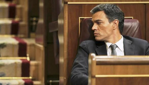 Sánchez intenta pactar con C's y Podemos y una única propuesta: echar a Rajoy