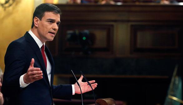 Sánchez se centra en atacar a Rajoy para captar a la izquierda