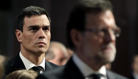 El PSOE, partido en tres por la investidura de Rajoy