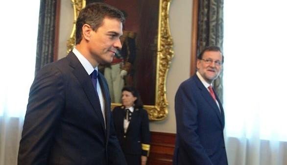 La división del PSOE ante la investidura de Rajoy